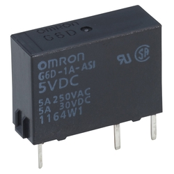 Power relay G6D