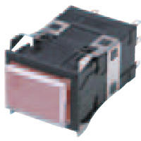 Illuminated Push Button Switch (Rectangular Body)A3P,Optional Part