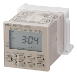Digital Daily Time Switch H5F