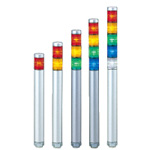LED Super-Slim Stacked Signal Light MP-A