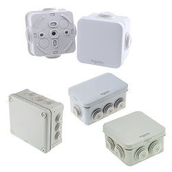Mureva IP55 Junction Boxes