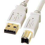 USB 2.0 cable A⇔B type