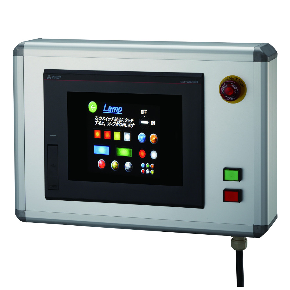 Touch Panel Box TBOX D85 All-in-One