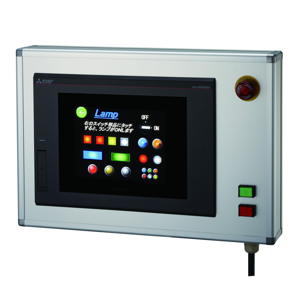 Touch Panel Box TBOX F352 All-in-One