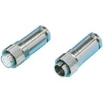 RO4 Series Small, Water-Resistant, Screw Type Connector