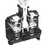 Rail-Compatible Terminal Block DTN Series
