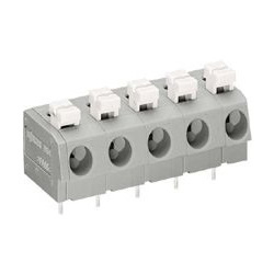 Terminal block (For Printed Circuit Boards) - with push button 804 series