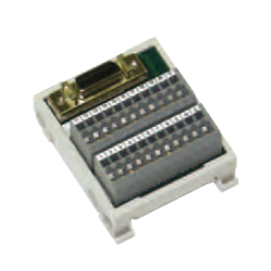 for Control Panel, IM Series, Half-Pitch MDR Connector Terminal Block