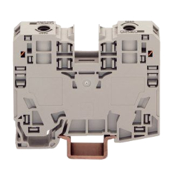 Relaying Terminal Block for High Current for DIN Rails/Up to 100mm2 Compatible Types Are Available/285 Series