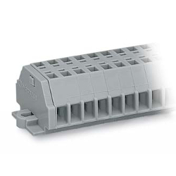 Compact Type Terminal Block/Screw or Snap-in/ 260 Series