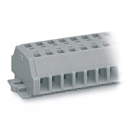 Compact Type Terminal Block/Screw or Snap-in/ 261 Series