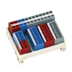 8 Piece Type of Colored Terminal Block for Manufacturing PM-C739/535-NF