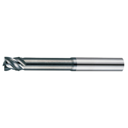 Carbide 4-Flute Variable Split Variable Lead End Mill with Neck 38°/41° F617HX