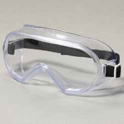 Protective Goggles, GCV-62, No Air Holes