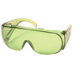 One-Piece Light Shielding Glasses 727 IR