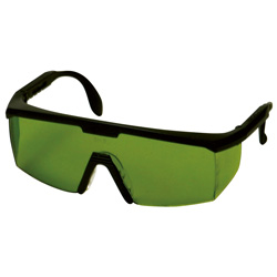 One-Piece Light Shielding Glasses 706 IR