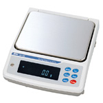 Dust/Water-Proof, with Built-in Calibrating Weights, All-Purpose Electronic Scale