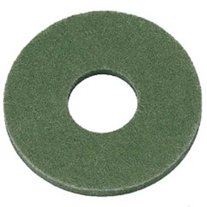 Green Felt Disc (Chromium Oxide Permeated with adhesive back)