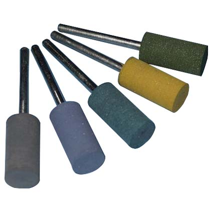 Abrasive Rubber Point for Polishing