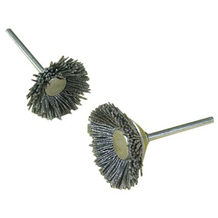 Bevel Shaped Brush (Silicon Carbide Nylon)