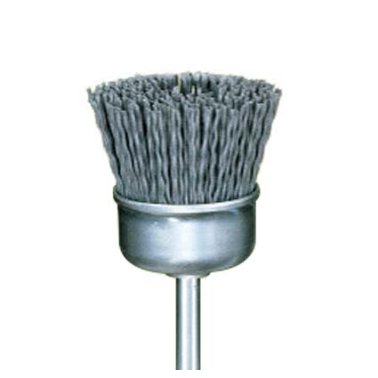 Cup Brush (Silicon Carbide Nylon)