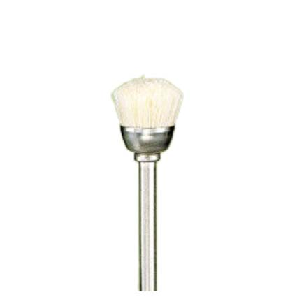 Cup Brush (Goat Hair)
