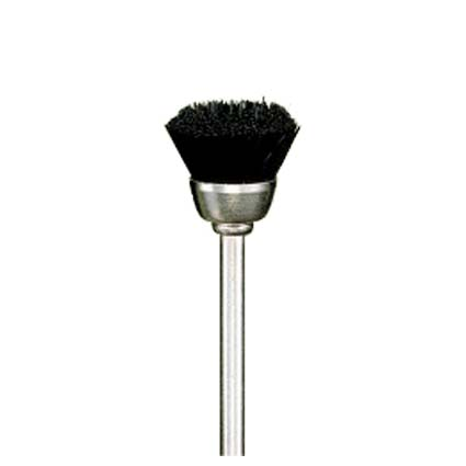 Cup Brush (Black Bristle)