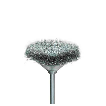Bevel Shaped Brush (Stainless Steel Wire)