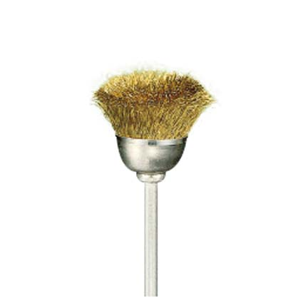 Cup Brush (Brass Wire)