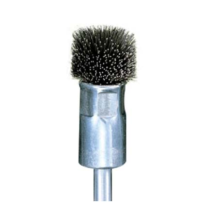 Thistle Shaped Brush (Stainless Steel Wire)