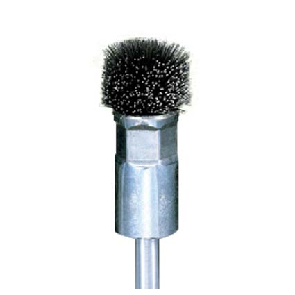 Thistle Shaped Brush (Steel Wire)