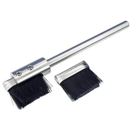 Conduction Nylon Brush (Contains Carbon Black)
