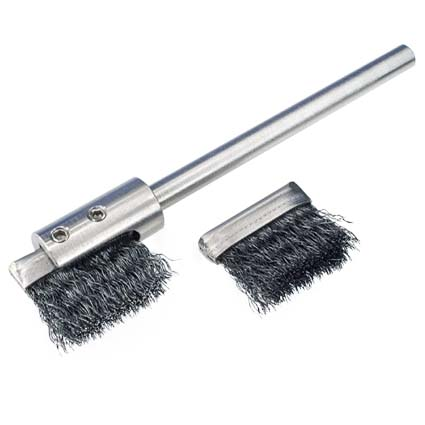 Wire Brush (Stainless Steel Wire/Steel Wire):RT550 series