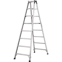Long Aluminum Stepladder PRS