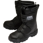 Long Safety Shoes Imported Synthetic Leather Velcro
