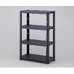 Plastic Rack, Uniform Load Capacity 100 kg / 150 kg Per Level