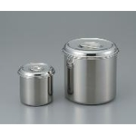 Stainless Steel Pot Capacity 0.7 L–48 L