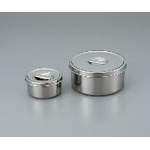 Stainless Steel Round Pot With Knob