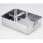 Stainless Steel Deep Type Set Vat Mini No. 0/S/M0/1-16