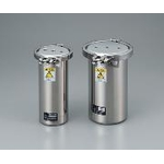 Stainless Steel Pressurized Container, Capacity 1.3 To 3.4 L