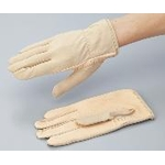 Pig Skin Gloves, Beige