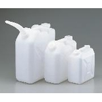 Square Bottles, Capacity 5 L–10 L