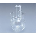 Four-Necked Glass Flask