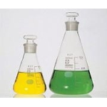 TS Erlenmeyer Flask with Stopper
