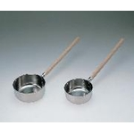 Wooden Handle Water Bamboo Ladle