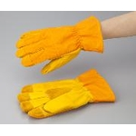 Leather gloves for freezer