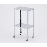Stainless Steel Cart, Regular 2-Level / 3-Level, Large 2-Level / 3-Level