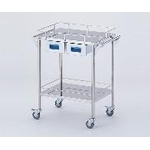 Stainless steel Storage Cart with drawer