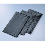 Garbage Bag and Holder for Cleanroom