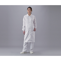 ASPURE Cleanroom Coat, Fastener Type